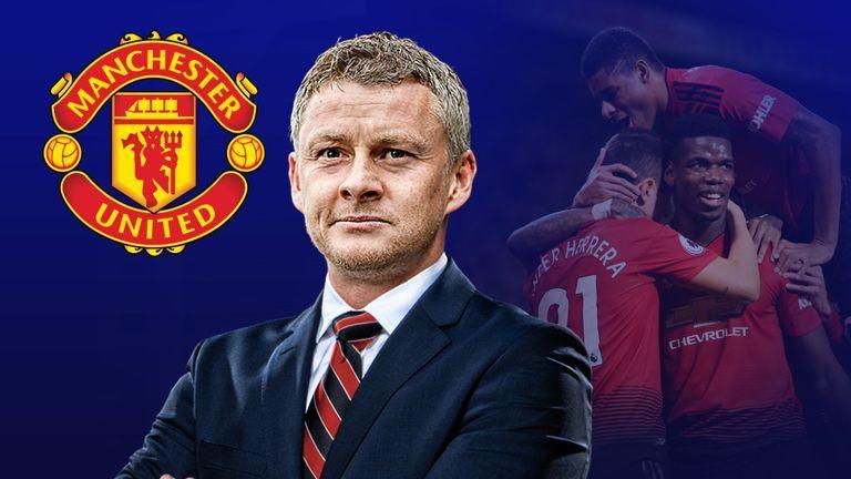 Ole Gunnar Solskjaer Manchester United Manager – Official
