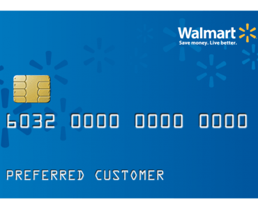 Walmart Credit Card Account