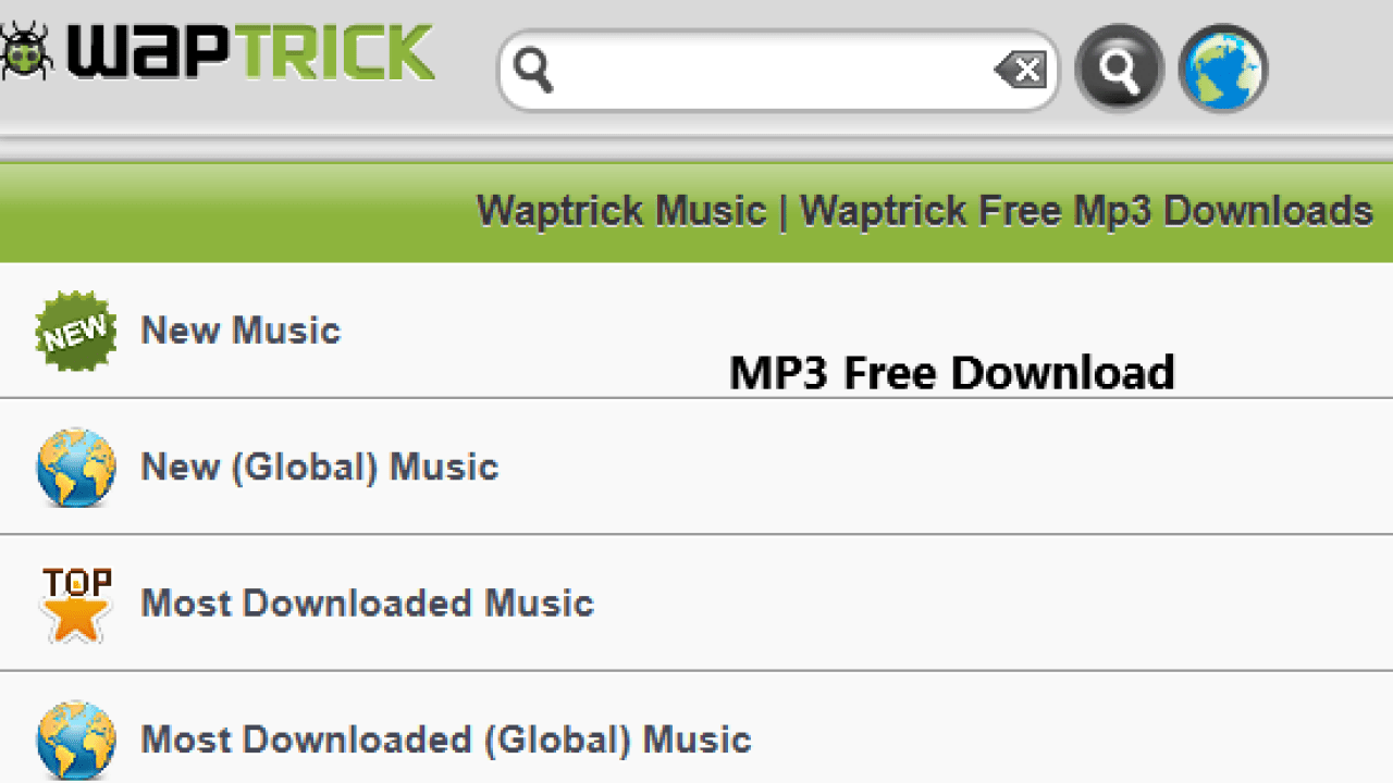 Best Free Download Wap Sites For Games, Movies, Music etc