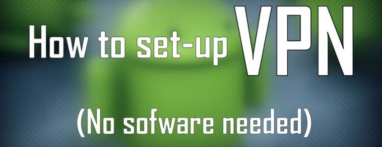 SetUP VPN On Windows