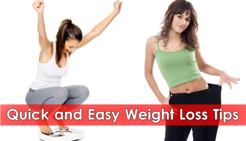 The Easiest Ways To Lose Weight In 7 Days – GUARANTEED