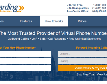 Image of Dubai Virtual Phone Number application