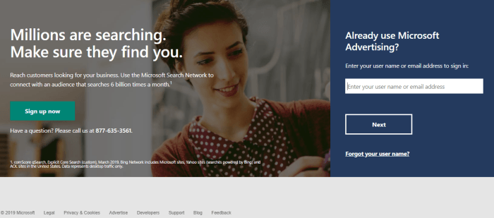 How to Start Your Bing MicroSoft Advertising with free $100 - to Run Campaign 2