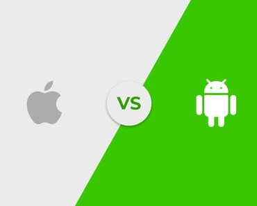 Differences Between Android & iOS