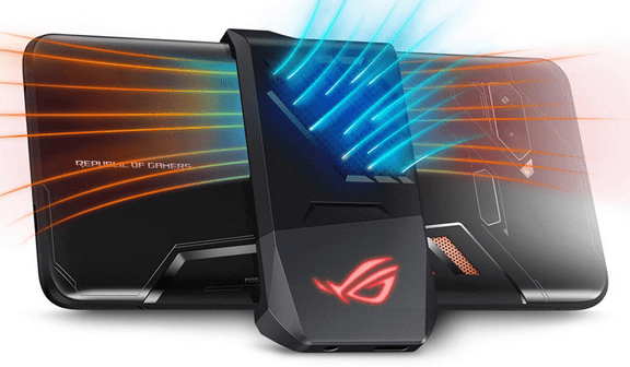 Check-out Complete ASUS ROG Phone 2 Accessories and Functionalities 10