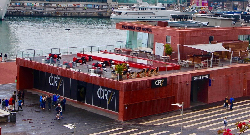 cr7 hotel image