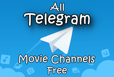 Telegram movie channels downloads image