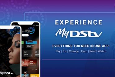 mydstv app to manage dstv acct image