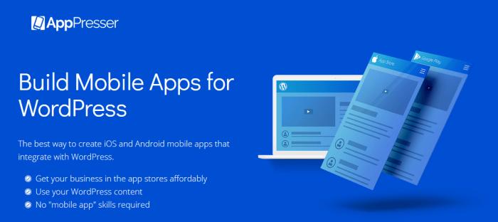 AppPresser mobile app building too-image