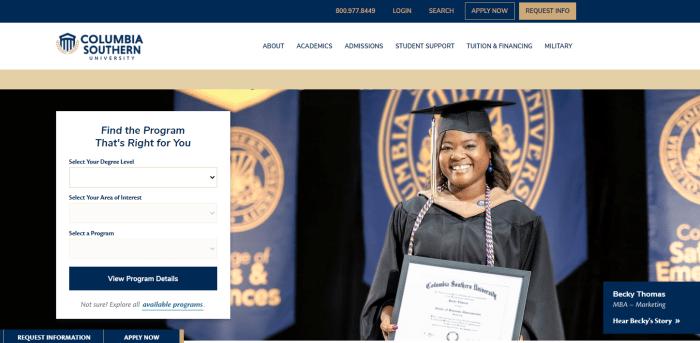 Columbia Southern University-image