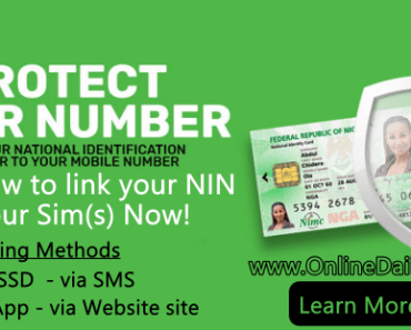 Link NIN to Phone Number-image