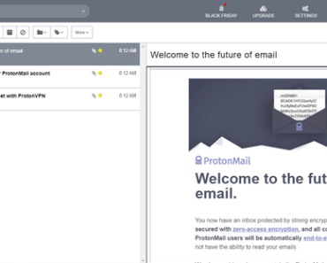 protonmail sign up proton mail inbox image