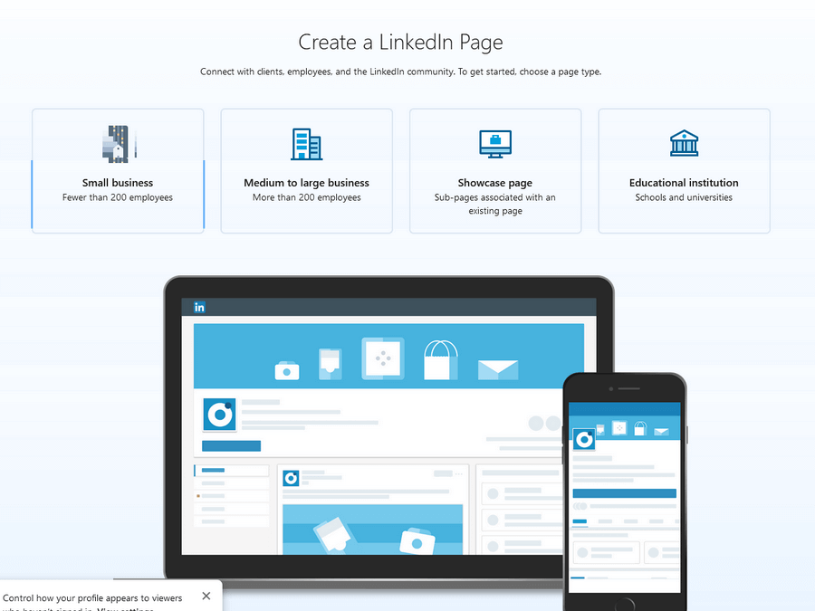 How to Create a LinkedIn Company page (aka Business Page) that boost conversion faster