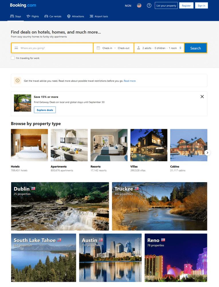 booking main website-image