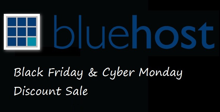 BlueHost Black Friday Discount 2021 – Get 60% OFF🔥