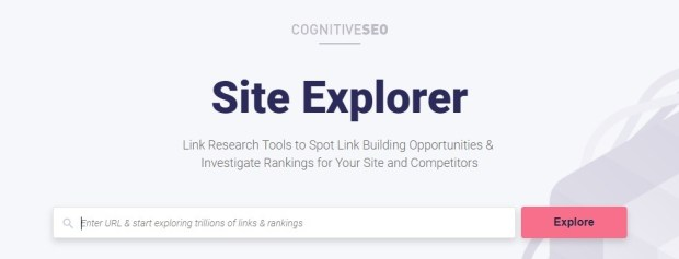cognitiveseo- free backlinks checker tools