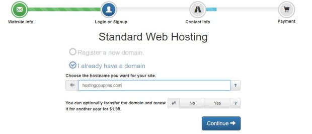 transfer domain - ten dollar blog