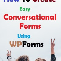 conversational forms