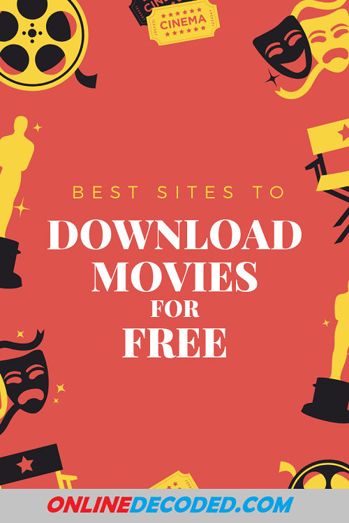 15 Best Sites To Download Movies For Free