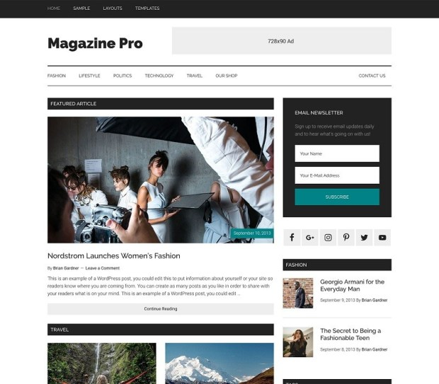 Magazine-Pro-Theme-Best-Genesis-Child-Themes
