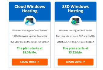 Accuweb Windows Hosting