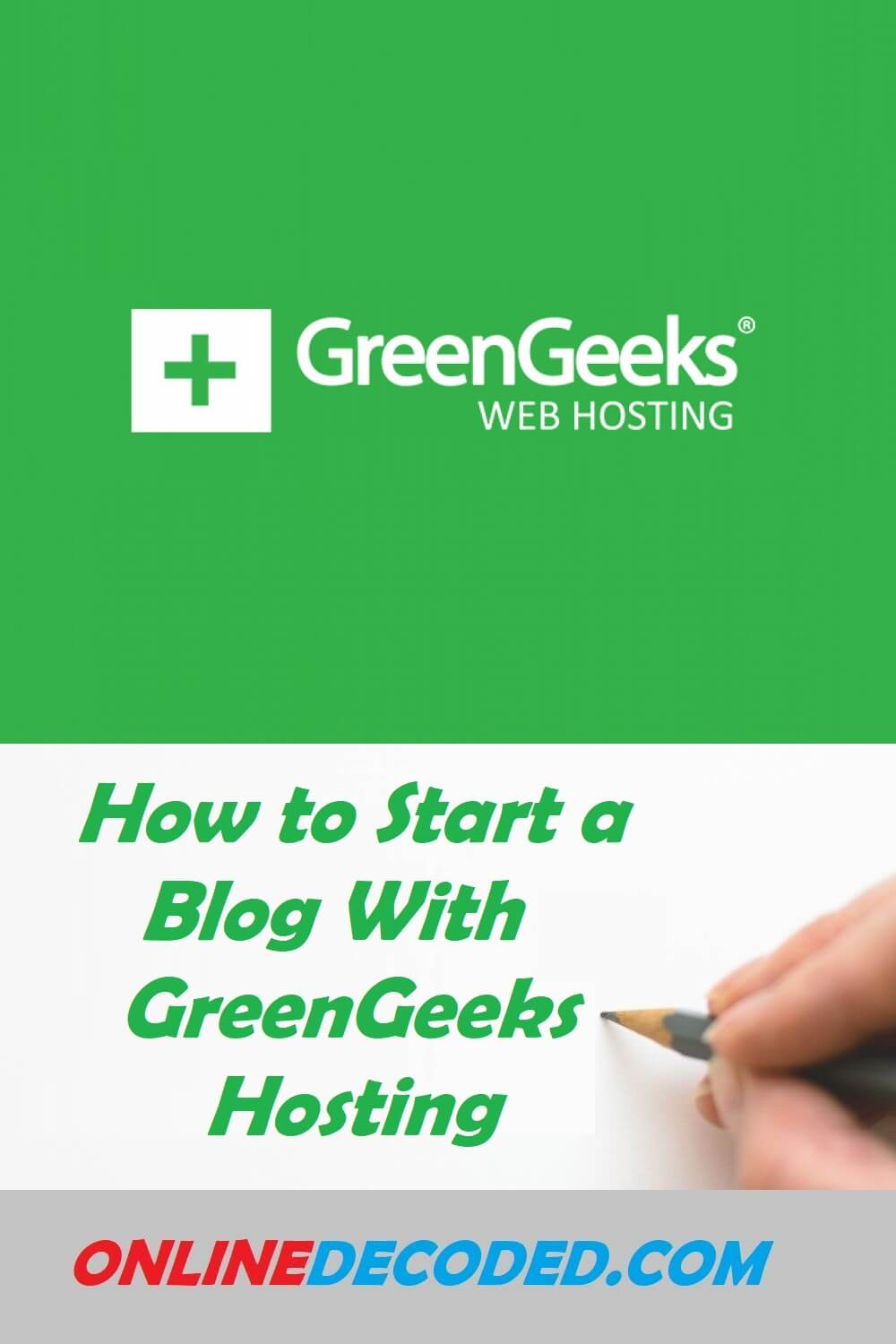 How to Start a Blog with GreenGeeks Easily in 2021?