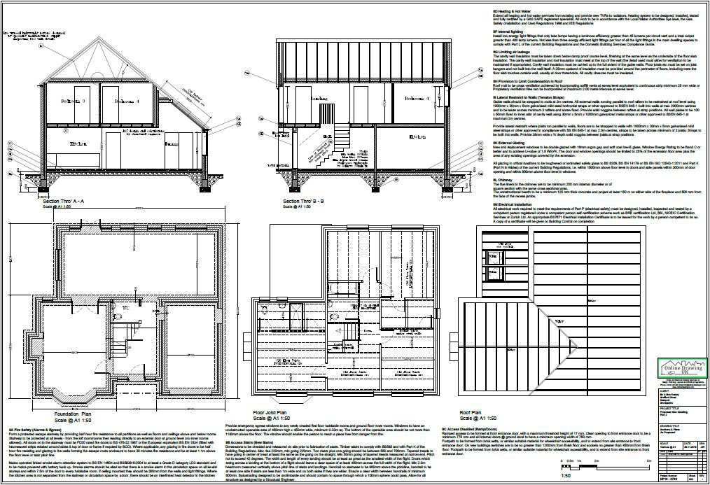 Construction Drawings Pdf Samples On Line