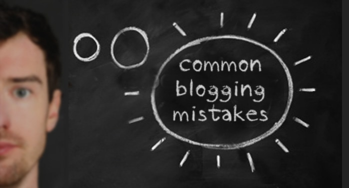 blogging mistake
