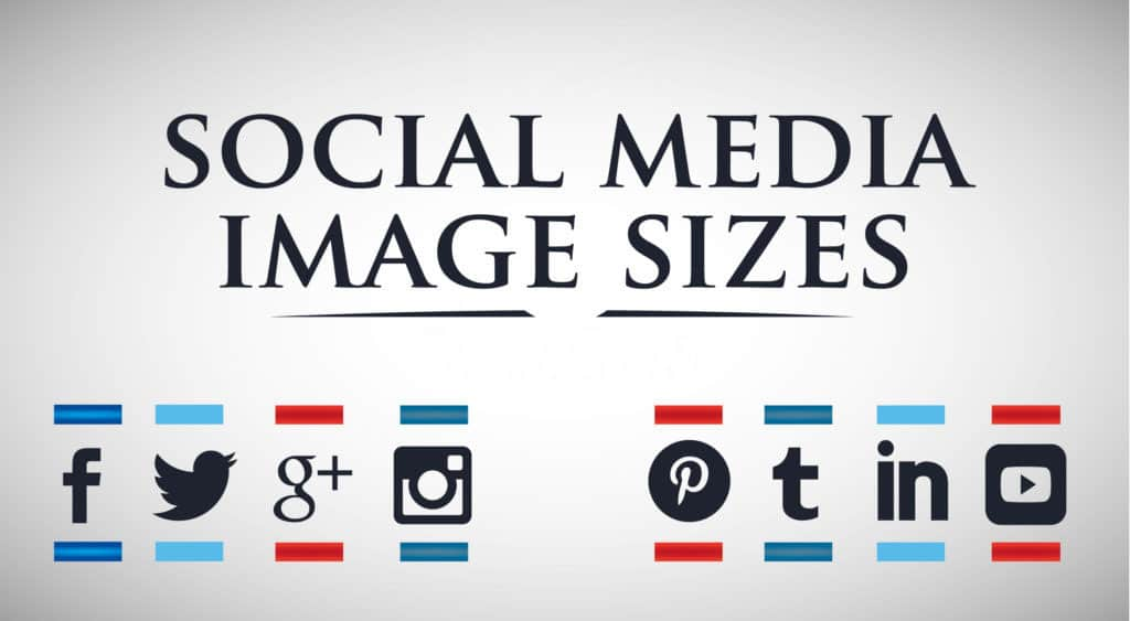 social image size