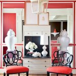 Color of the month:  Red