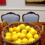 Fabric trend alert for 2012:  Gingham