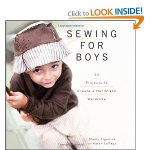 Book Review—Sewing for Boys
