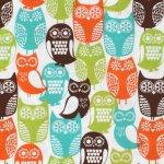 6 Cute Nursery Fabrics