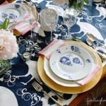 No Sew Table Linens