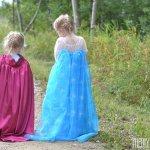 Frozen Elsa & Anna Costume Tutorials & Patterns