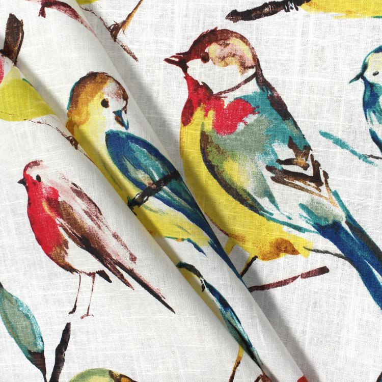 Richloom Birdwatcher Summer Fabric