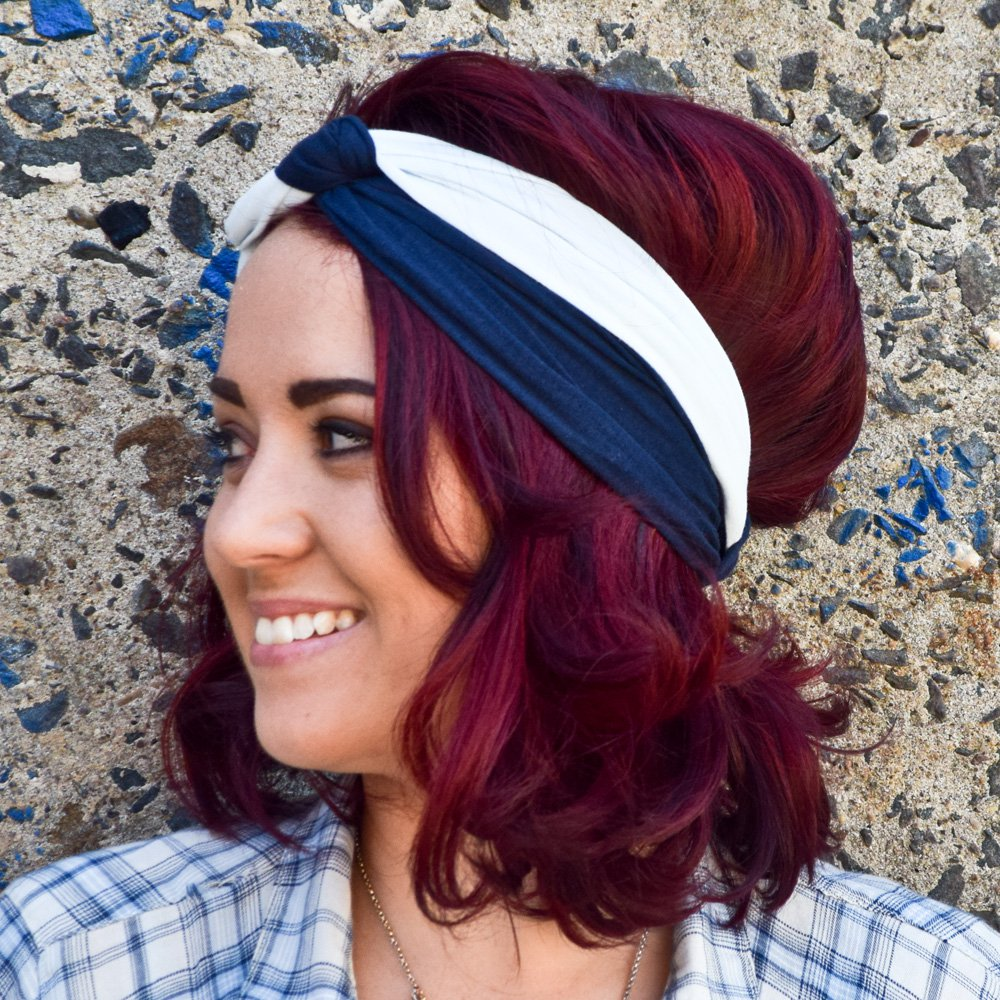 DIY No Sew Headband Tutorial
