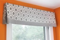 DIY No Sew Valance Tutorial - OnlineFabricStore.net Blog