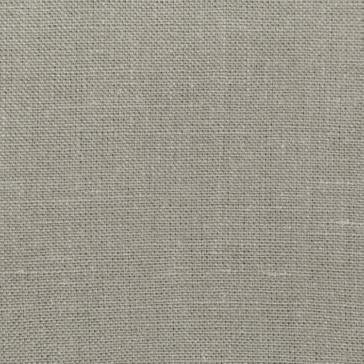 gray linen fabric by
