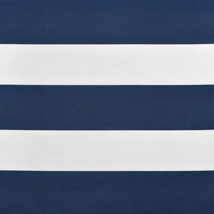 Ralph Lauren Lighthouse Stripe WhiteNavy Fabric