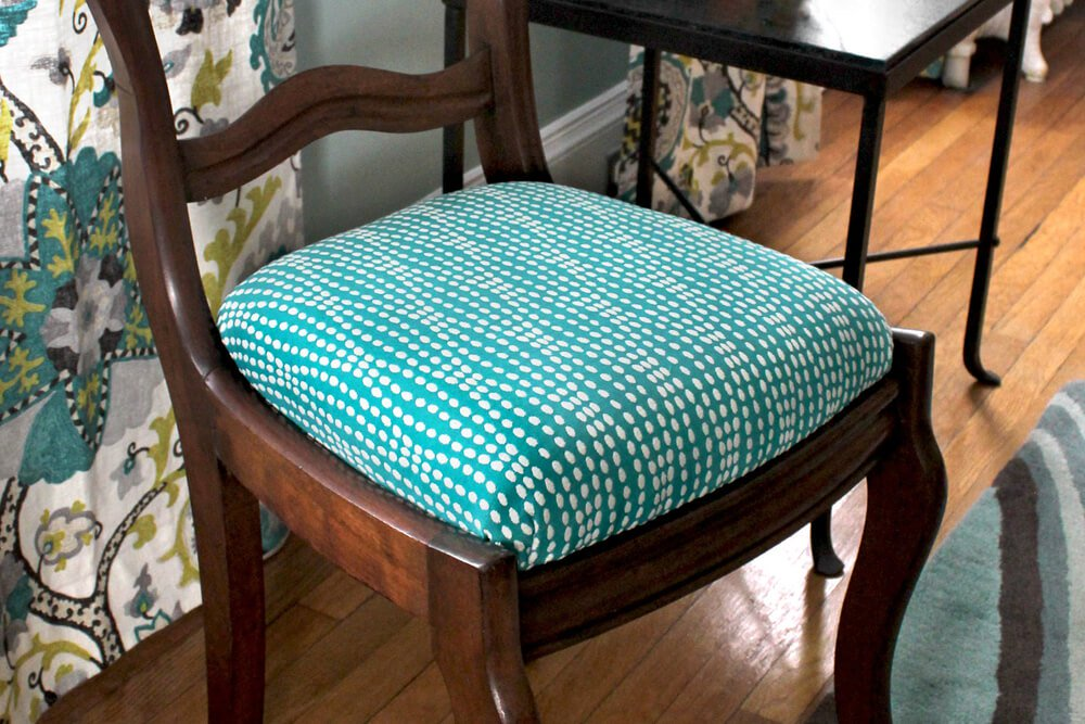 reupholster dining chairs office chair that rocks how to ofs maker s mill diy tutorial