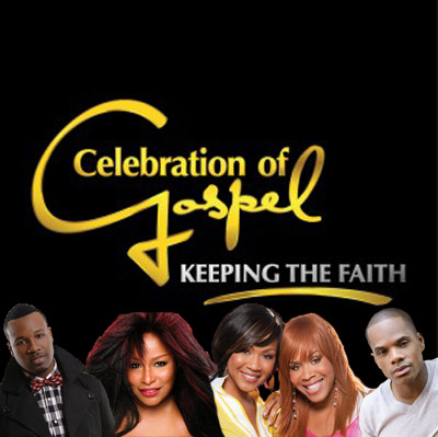 BET Celebration of Gospel 2010 Performers