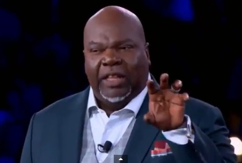 Bishop TD Jakes Talks Christian Hip Hop (Video)