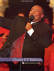 Chester D. T. Baldwin – Lord, I'm Trusting Song and Lyrics