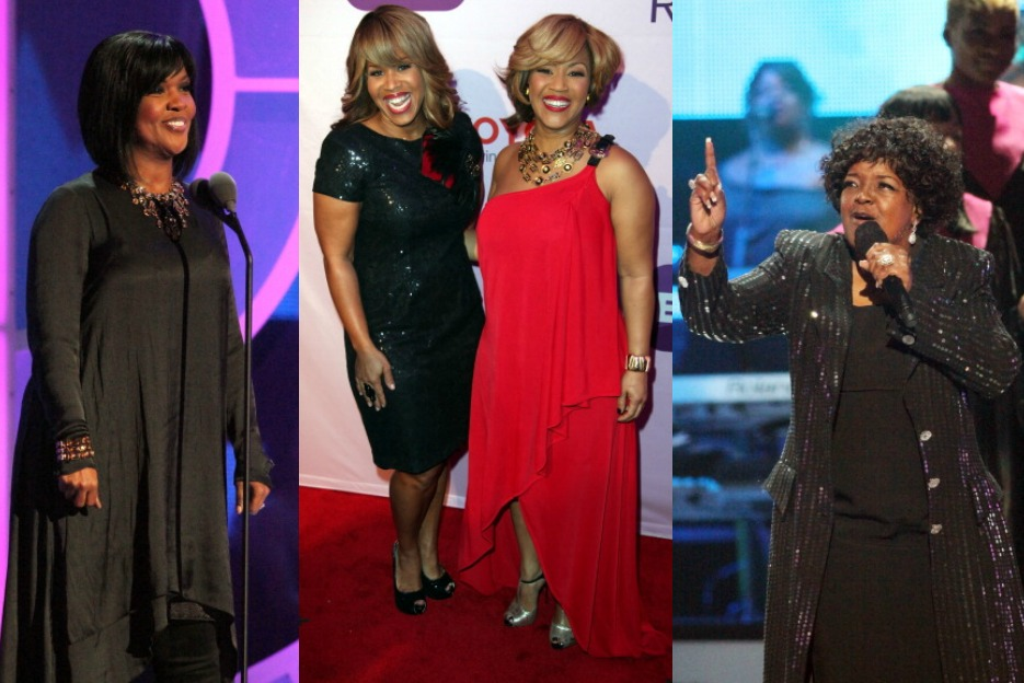 BET's Black Girls Rock Featuring Pastor Shirley Ceasar and Mary Mary