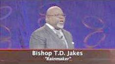 Bishop T.D. Jakes – Pastors and Leaders 2012: The Rainmaker (Video)