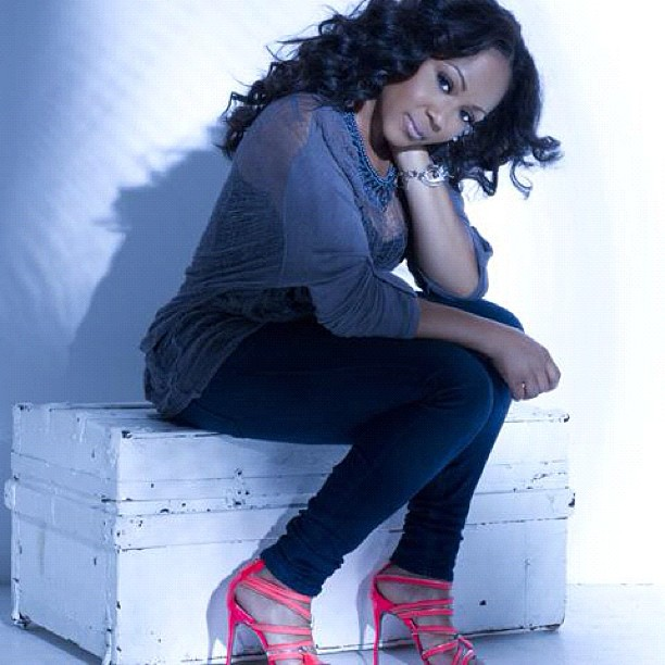 Erica Campbell – A Little More Jesus (Song and mp3 download)