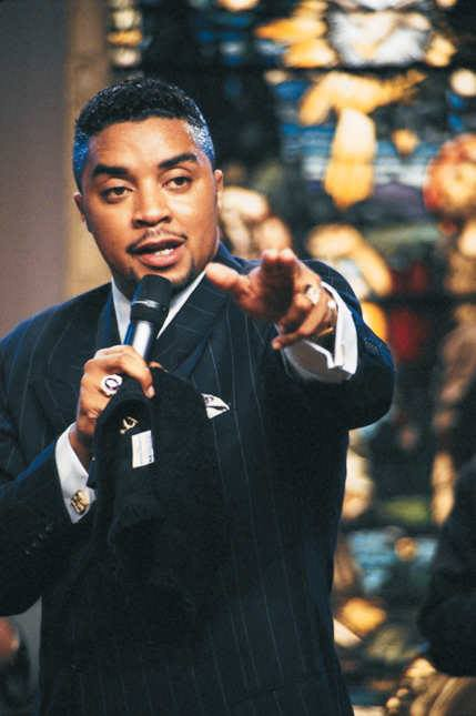 "Bishop Clarence E. McClendon, ""The Man Cave Scene Was a Setup"" (VIdeo)"