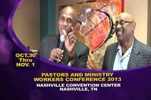 Ascend 2013 Pastors and Ministry Workers Conference Nashville, TN (Video)