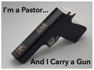 Pastor Carl Sanders Stops Robbery at Dollar General (Video)